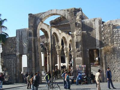 033_Damascus_Roman_Gate