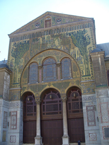 038_Damascus_Omay_Mosque_Mosaics_representing_Heaven_on_Earth