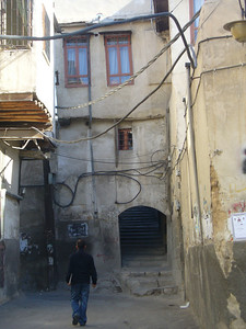 023_Damascus_Old_City_Passage