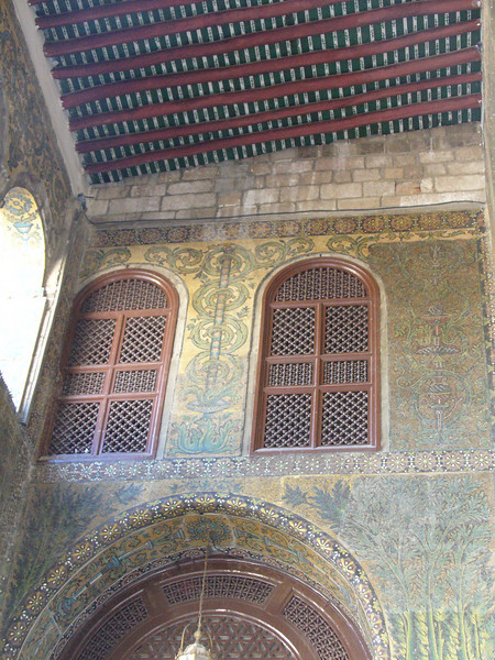 041_Damascus_Omay_Mosque_Mosaics_representing_Heaven_on_Earth