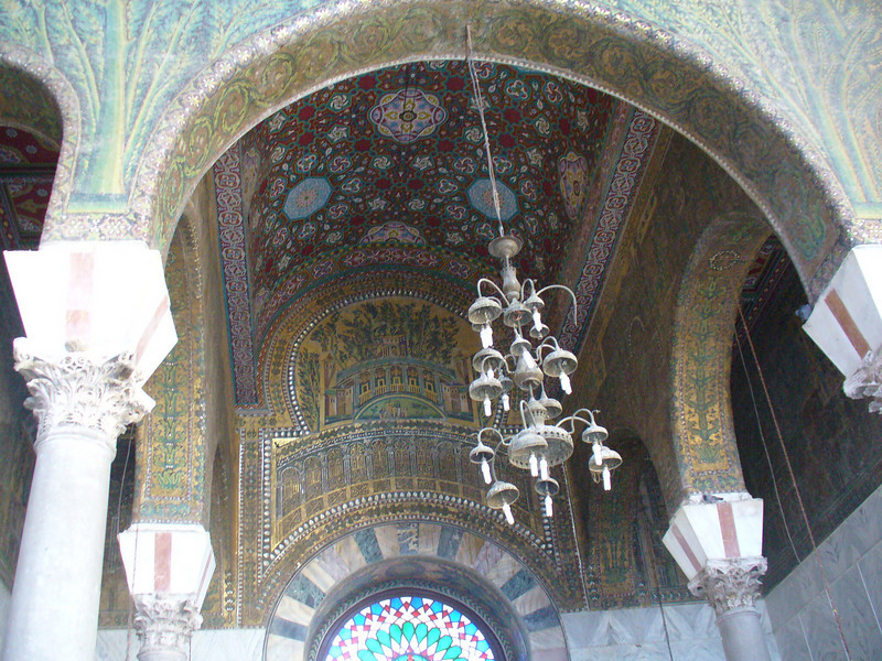 040_Damascus_Omay_Mosque_Mosaics_representing_Heaven_on_Earth
