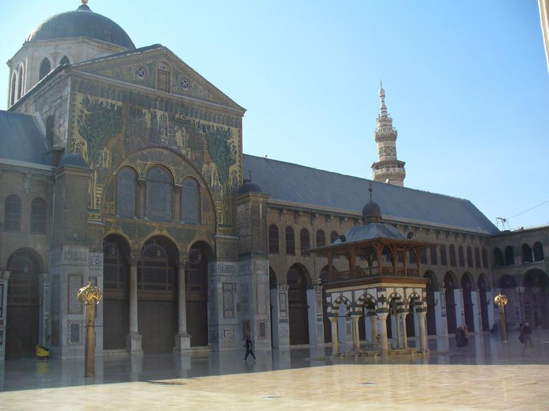 037_Damascus_Omayyad_Mosque_8AD