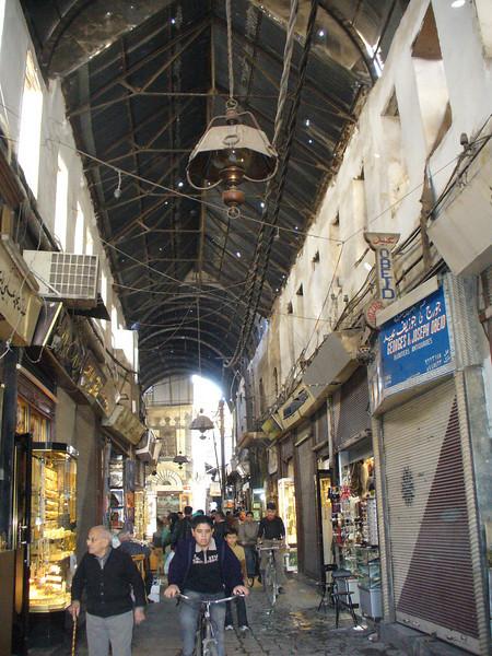 028_Damascus_Old_Souk_Trous_de_Balles_Bombardiers_Francais