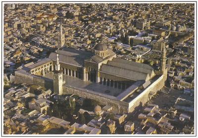 034_Damascus_Omayyad_Mosque_Tekkiye_Suleimanie_8AD