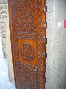 022_Dubai_Museum_Door_fine_decorations