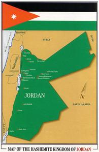 003_Map_of_The_Hachemite_Kingdom_of_Jordan_90%_desert