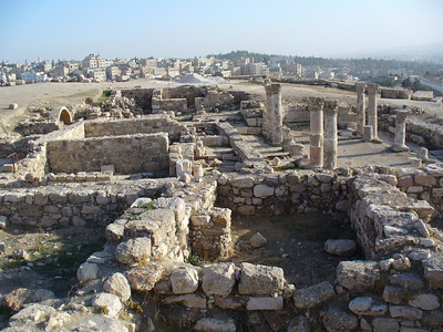 015_Amman_The_Omayyad_Palace