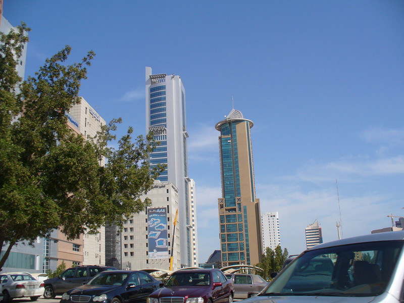 017_Kuwait_City_The_expanding_and_rising_urban_skyline