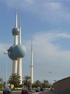 003_Kuwait_City_Icons_Kuwait_Towers_187m_High_1979