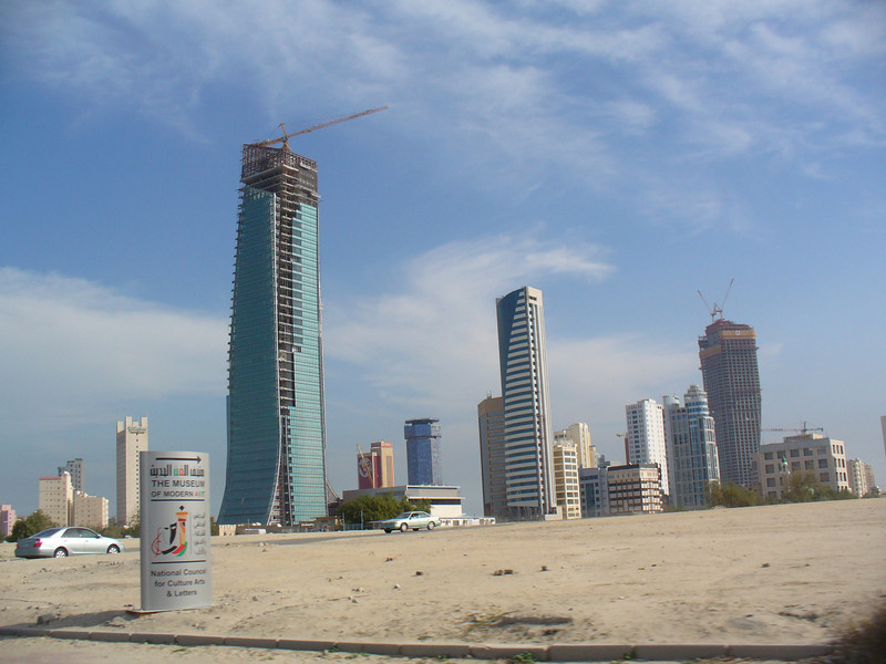 019_Kuwait_City_The_expanding_and_rising_urban_skyline