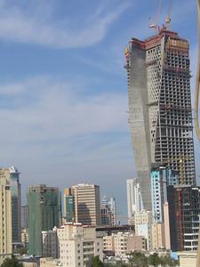 014_Kuwait_City_Futuristic_buildings