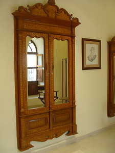 039_Kuwait_City_Beit_Al_Sadu_Mirror_fine_decorations
