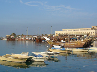 034_Kuwait_City_The_Dhow_Harbour