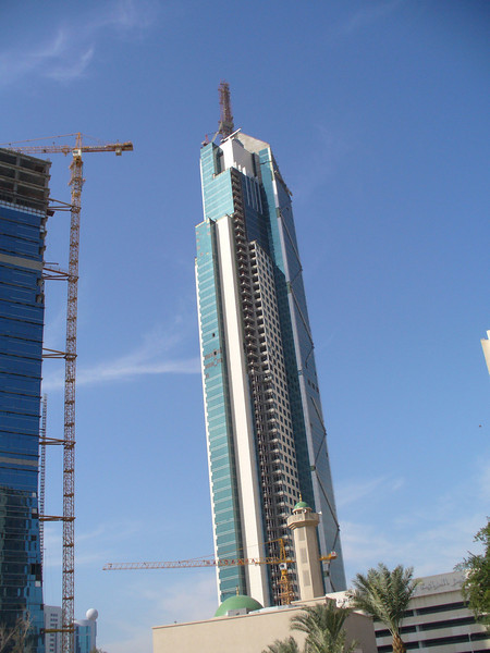 015_Kuwait_City_Futuristic_buildings
