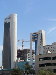 018_Kuwait_City_Futuristic_buildings