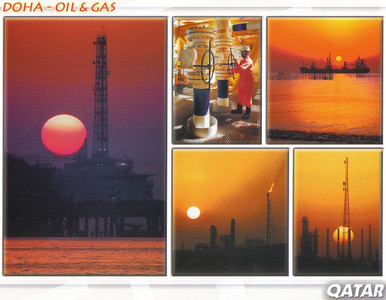 002_Qatar_Doha_Oil_and_Gas_6%_of_World_gas_reserves