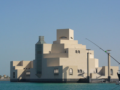 011_Doha_The_Museum_of_Islamic_Arts_and_his_virtual_moat