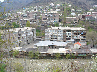041_Alaverdi_rows_of_apartment_blocks_and_village_houses