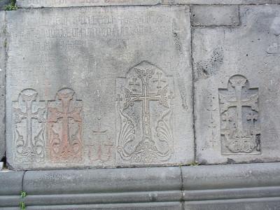 033_Haghpat_Monastery_Complex_Khachkar_Ornate_Cross_Stone