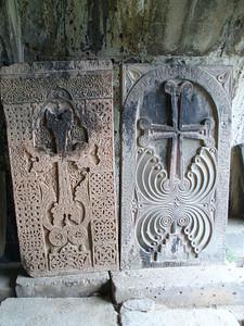 040_Haghpat_Monastery_Complex_Khachkars_Ornate_Cross_Stones