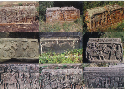 018_Armenian_Tombstones_from_Areni_Noradouz_and_Gndevank