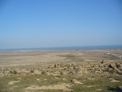 010_Gobustan_Region_and_the_Caspian_Sea