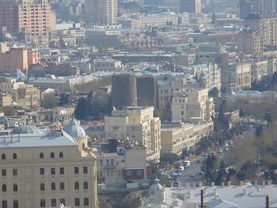 030_Baku_Old_Town_and_The_Maiden_Tower