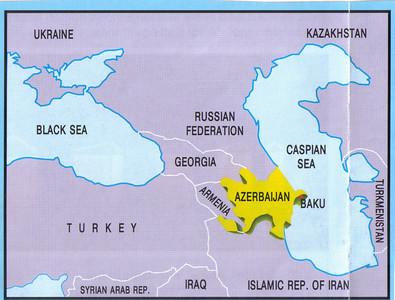 002_Azerbaijan_Map