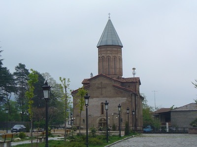 011_Lagodekhi_Church