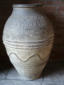 020_Tehran_Large_Painted_pottery_Vessel_Theran_5th_C_BC