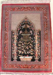 032_Tehran_Full_Silk_Rug_Mehrabi_design_from_Qom