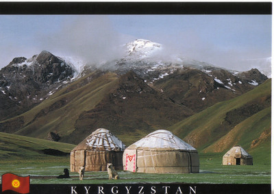 012_Yurts in the Mountains
