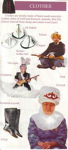031_Kyrgyzstan, Clothes
