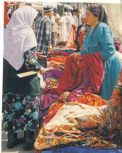 030_Kyrgyzstan, Market