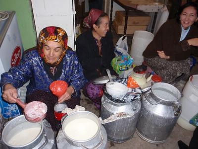 013_Tashauz (Dashogus) Bai Bazaar  Fermented Milk