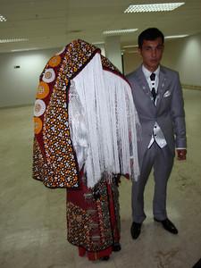 015_Ashgabat Airport  Newlywed