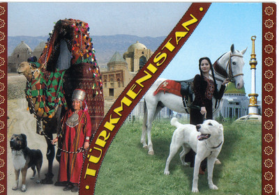 006_Turkmenistan, National Culture