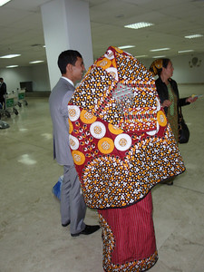 016_Ashgabat Airport  Newlywed