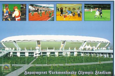 025_Ashgabat,  Saparmyrat Turkmenbashy Olympic Stadium