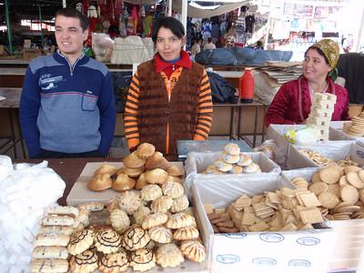 010_Tashauz (Dashogus) Bai Bazaar  Sweets and Biscuits