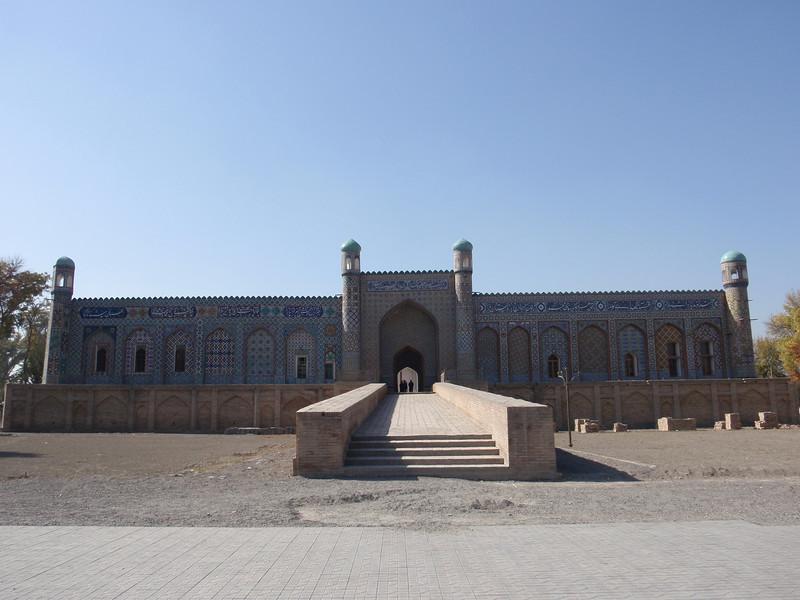 024_Fergana Valley  Kokand, Khudayarkhans Palace, XIX Century
