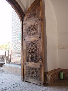 030_Fergana Valley  Kokand, Khudayarkhans Palace, XIX Century