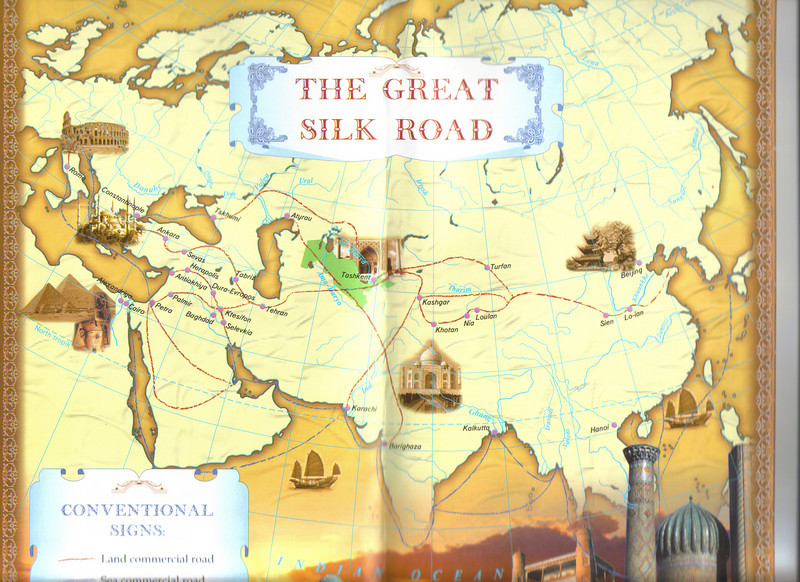 002_The Great Silk Road