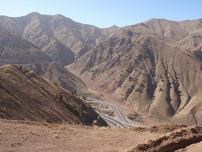 022_Fergana Valley  The Kamchik Pass