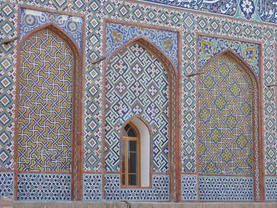 028_Fergana Valley  Kokand, Khudayarkhans Palace, XIX Century