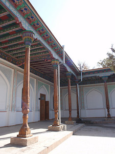 034_Fergana Valley  Kokand, Khudayarkhans Palace, XIX Century