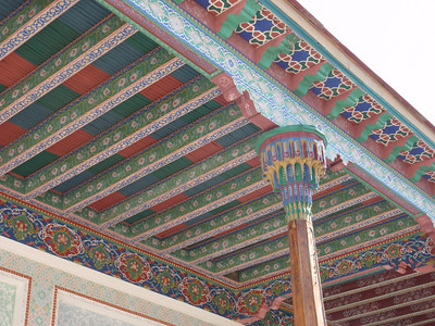 035_Fergana Valley  Kokand, Khudayarkhans Palace, XIX Century