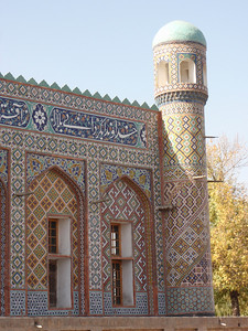 027_Fergana Valley  Kokand, Khudayarkhans Palace, XIX Century