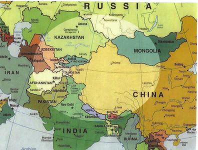 001_Central Asia  Turkmenistan