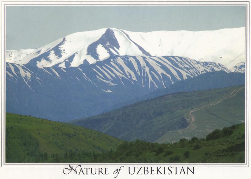 009_Nature of Uzbekistan